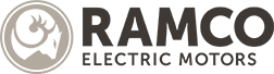 Ramco Electric Motors | Greenville Ohio | Custom Stator Motors Logo